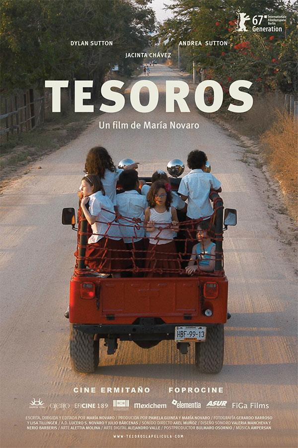 Tesoros film poster