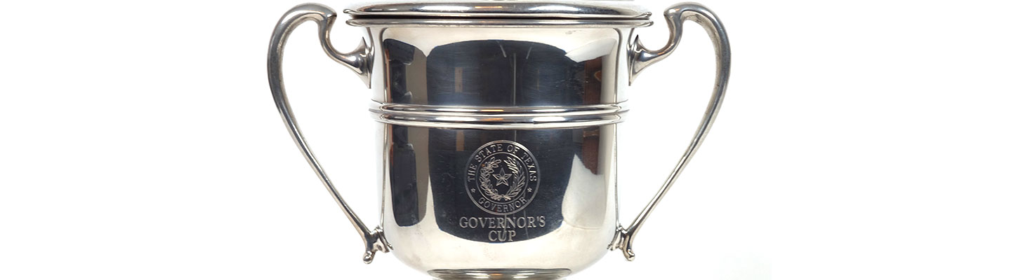 Houston Texans Governor's Cup | Bullock Texas State History