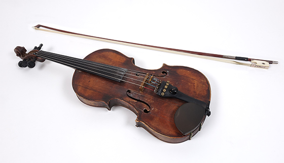 johnny gimble s fiddle and bow bullock texas state history museum