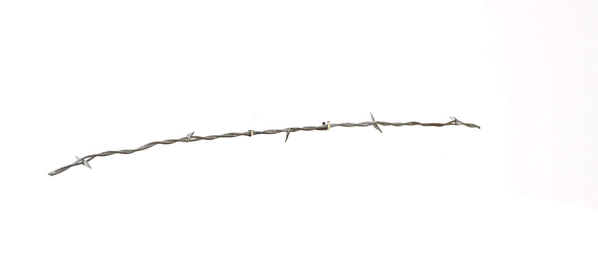 Five Varieties of Early Barbed Wire