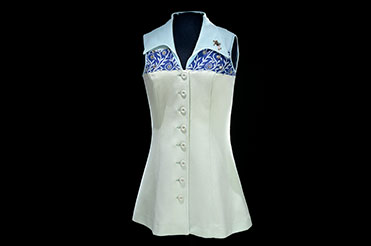 Billie Jean King's Tennis Dress