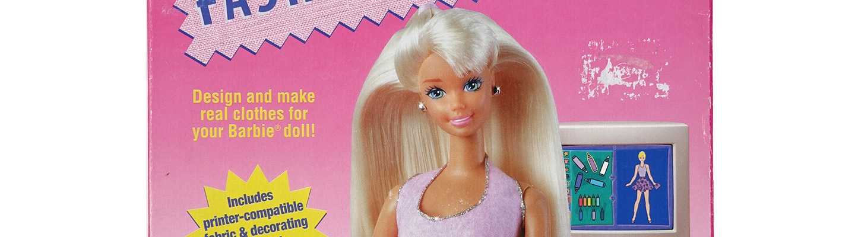 Barbie Fashion Designer Cd Rom Bullock Texas State History Museum