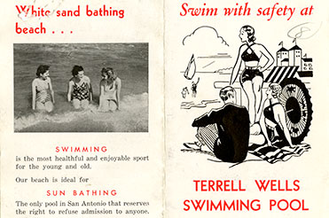 BROCHURE FOR TERRELL WELLS SWIMMING POOL