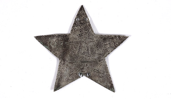 Texas Hat Stars | Bullock Texas State History Museum