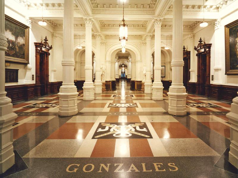 Art For Foyer : Capitol art