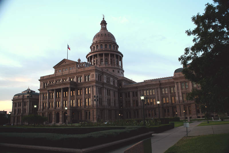 Home of the Texas House of Representatives.