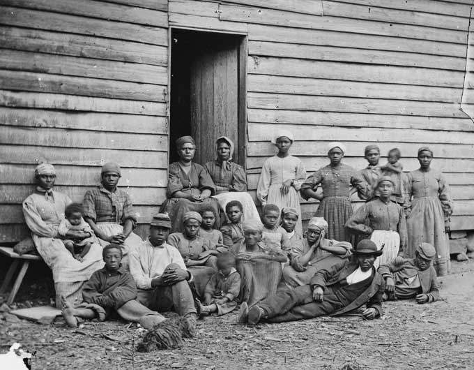 african americans from 1865 In the deep south, racism against african-americans was fueled by the tensions  between northerners who were victorious in calling for the.