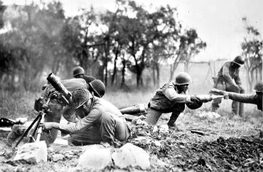 Buffalo Soldiers in World War II