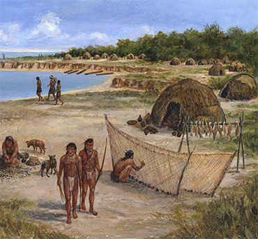 Native American Tribes That Inhabited In Long Beach California