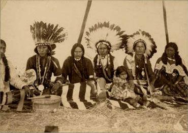 Lakota Of Ohio >> American Indians