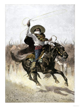 Vaquero by Frederic Remington