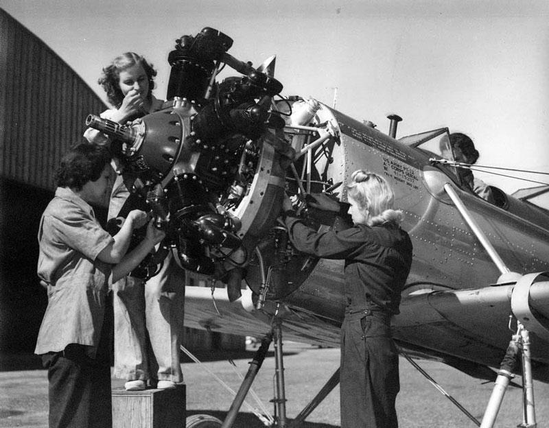"""Résultat de recherche d'images pour """"Women Airforce Service Pilots"""""""