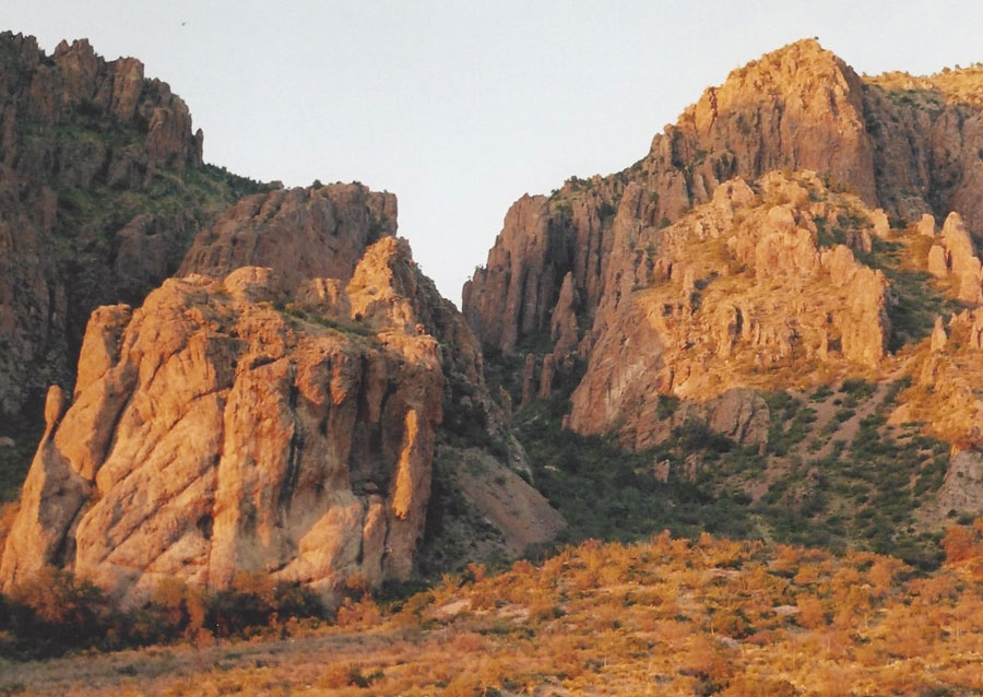 Big bend national park competition bullock texas state history