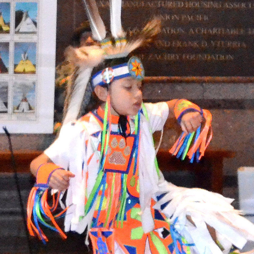 Dancing, drumming, storytelling and educational presentations will occur throughout the day at the Museum.