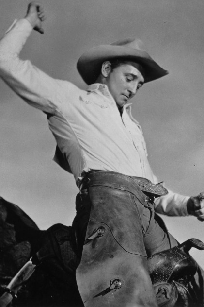 Robert Mitchum Rodeo Actor