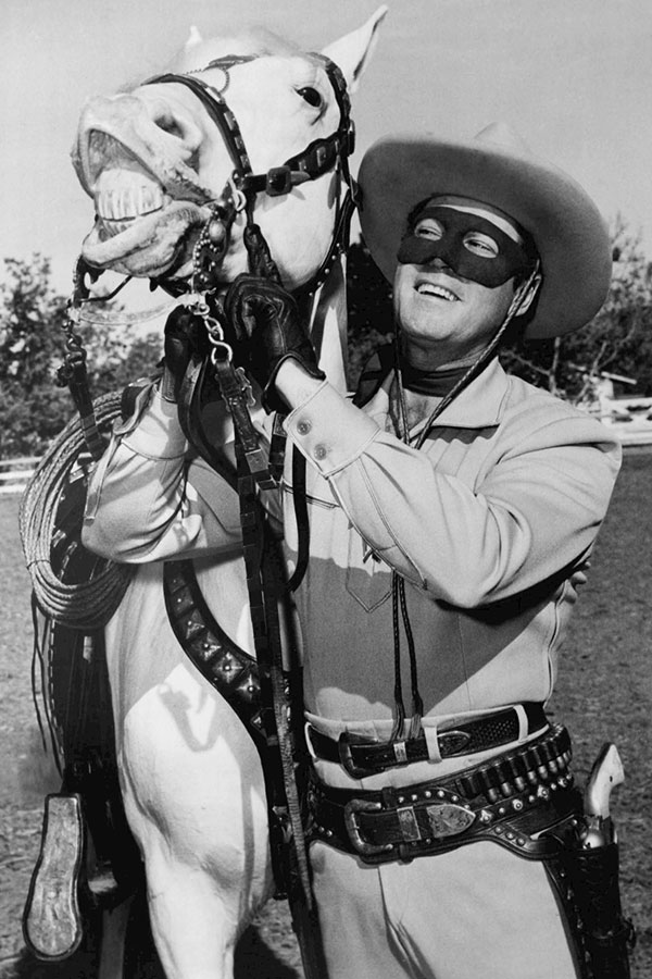 Lone Ranger and Silver