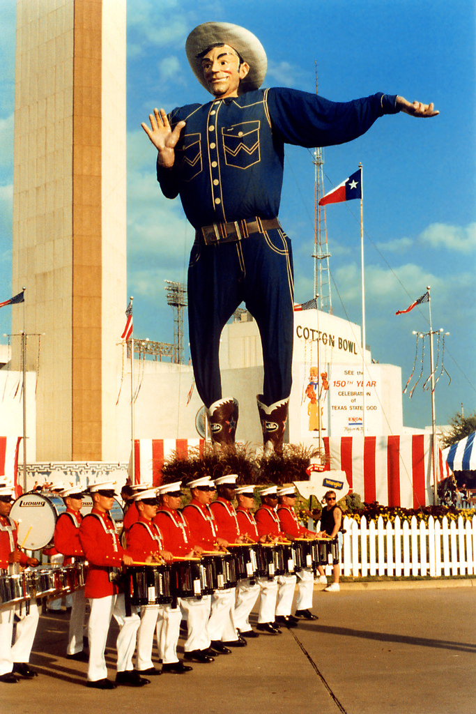 Big Tex Secondary