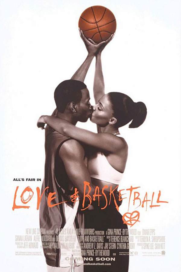 Love & Basketballposter