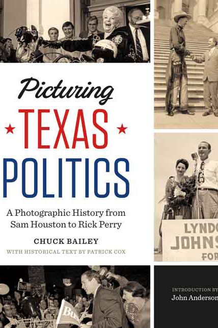 Picturing Texas Politics Cover