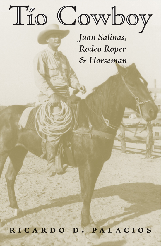 Tio Cowboy Book Cover