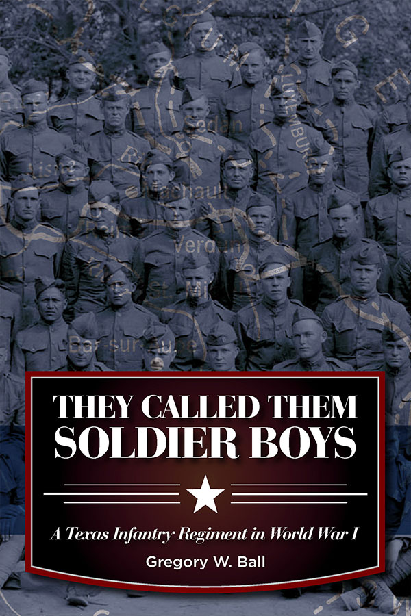 They Called them Soldier Boys Banner
