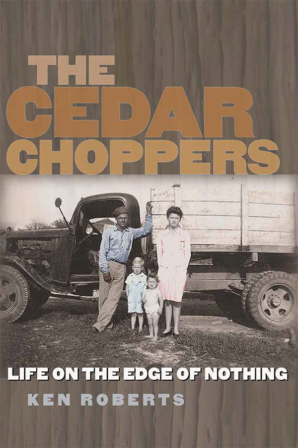 The Cedar Choppers Book Cover
