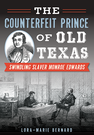 Counterfeit Prince of Texas Book Cover
