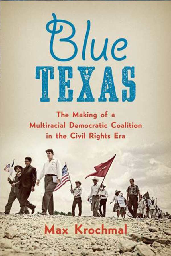 "Book cover of ""Blue Texas"""