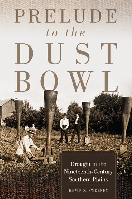 Prelude to the Dust Bowl Cover
