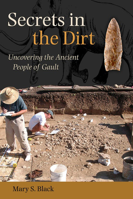 Secrets in the Dirt Cover Secondary