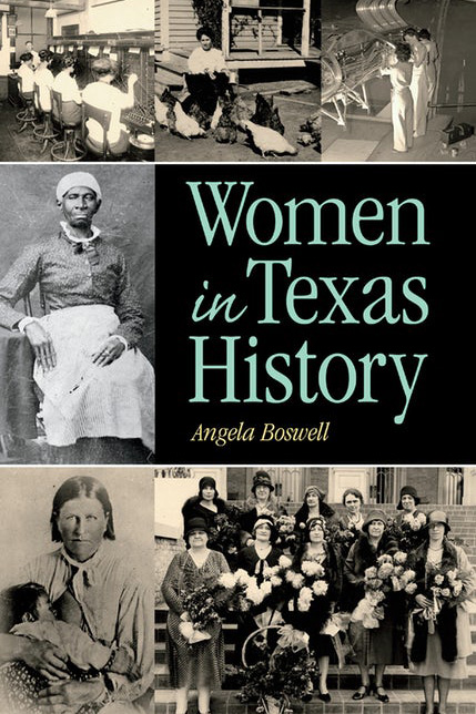 Women in Texas History Banner