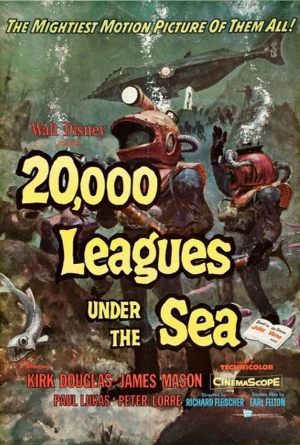 Summer Free Family Series: 20,000 Leagues Under the Sea secondary image