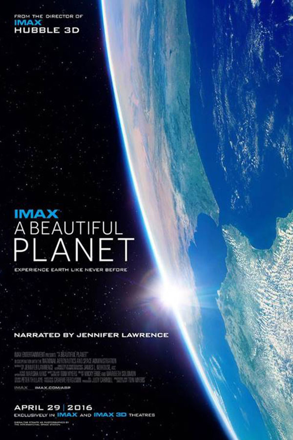 A Beautiful Planet on IMAX