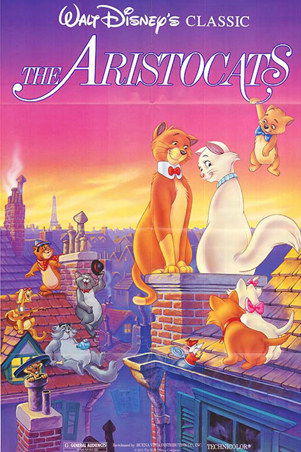 Summer Free Family Series: AristoCats