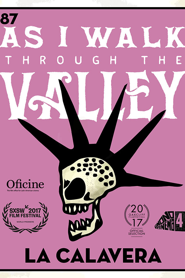 As I Walk Through The Valley poster