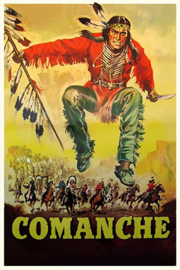 Comanche Movie Poster