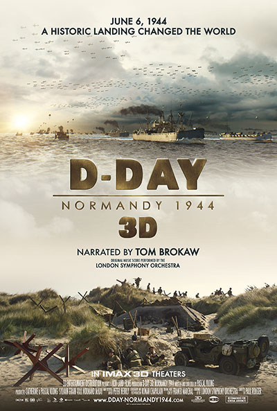 D-Day 3D: Normandy 1944