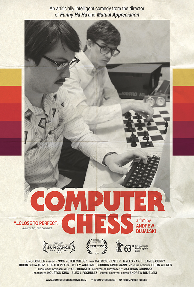 Computer Chess film poster