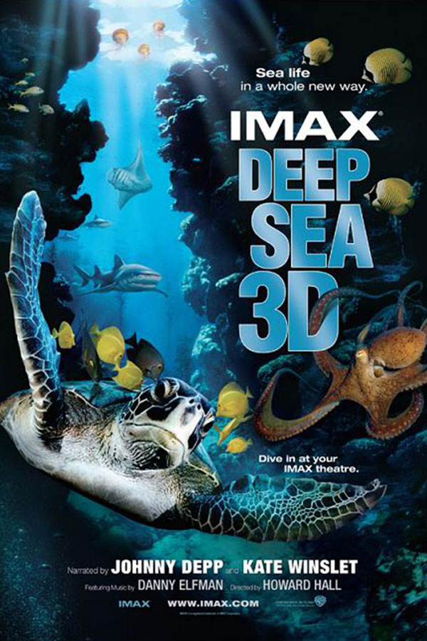 Deep Sea 3D on IMAX