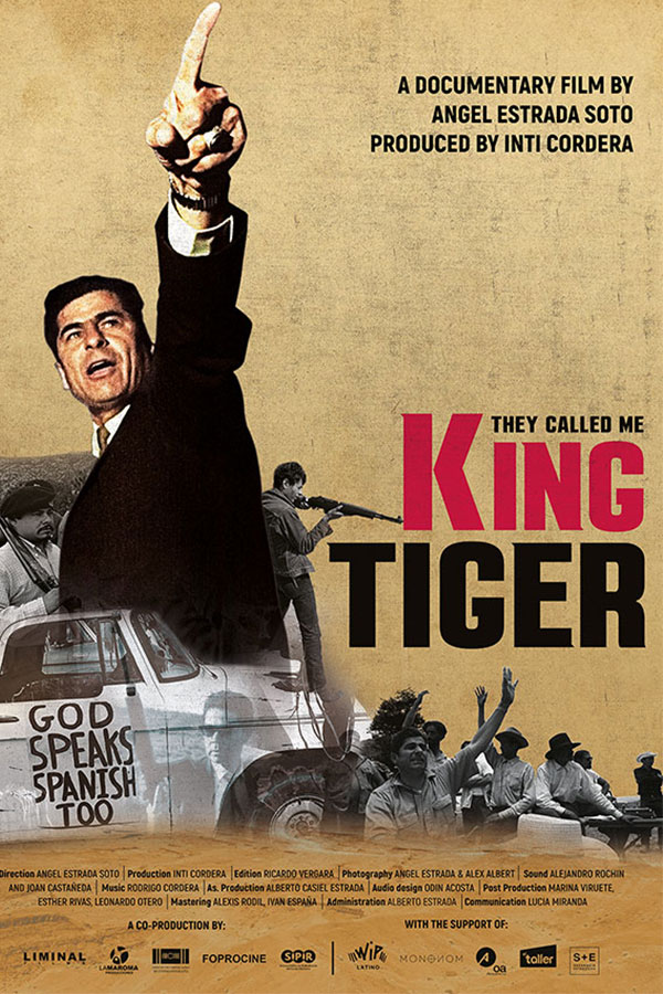 Me llamaban King Tiger  film poster