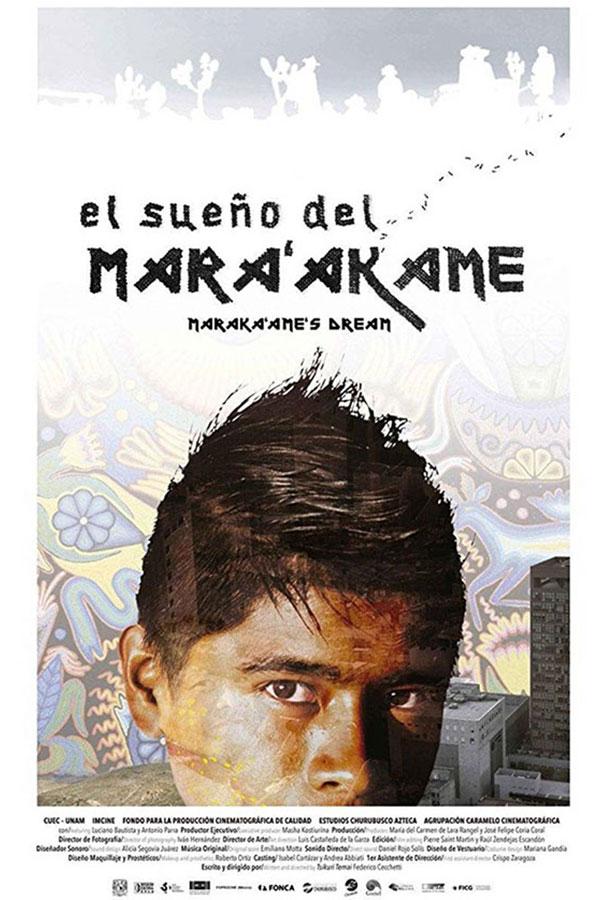 El sueño del Mara'akame film poster