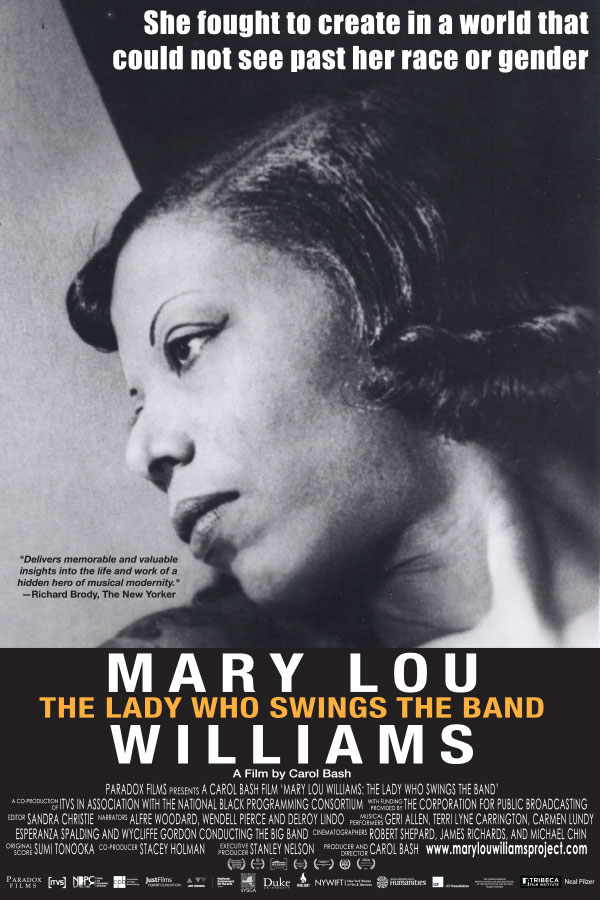 Mary Lou Williams poster