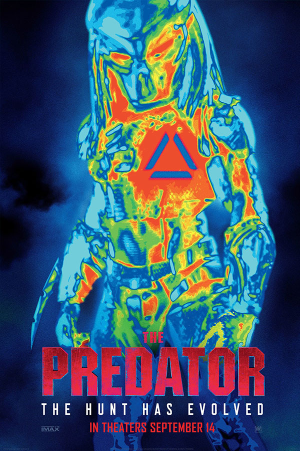 Predator from The Predator