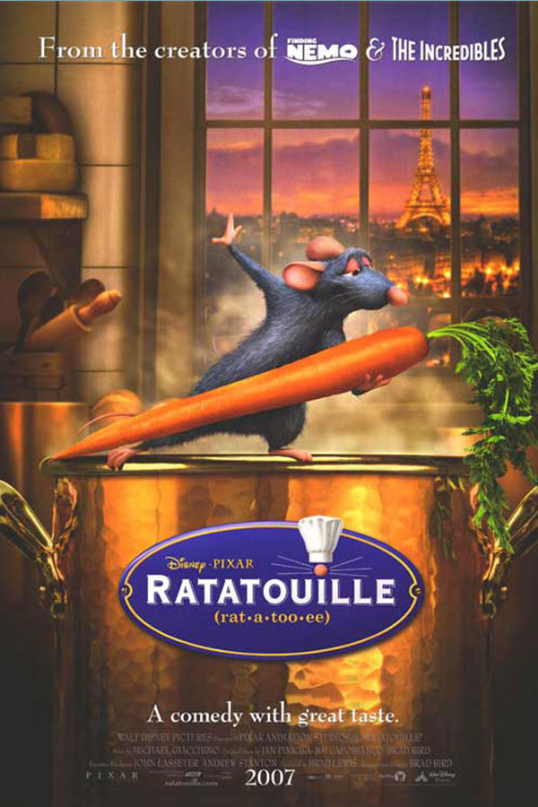Summer Free Family Series: Ratatouille