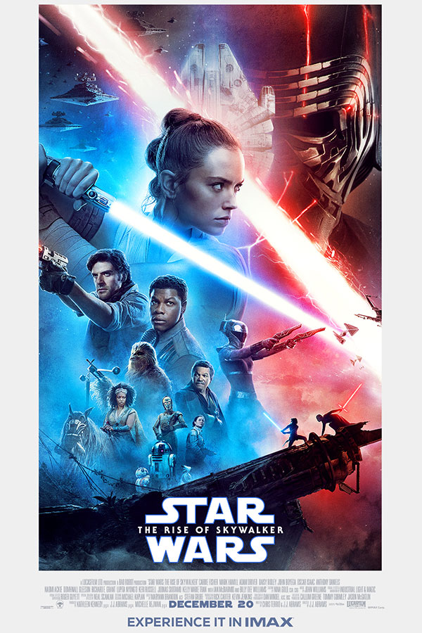 Star Wars Episode Ix The Rise Of Skywalker Bullock Texas State History Museum Imax