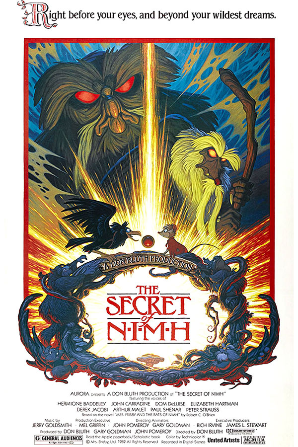Summer Free Family Series: Secret of Nimh