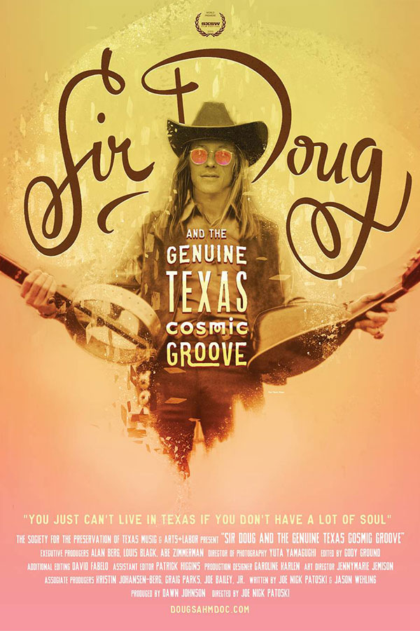 Texas Focus: Sir Doug and the Genuine Cosmic Groove