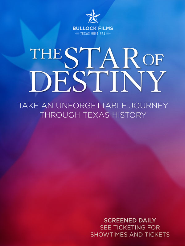 Star of Destiny at the Bullock Texas State History Museum