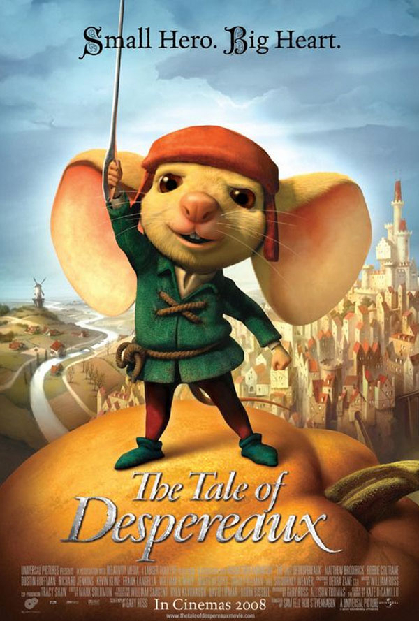 Summer Free Family Series:Tale of Despereaux secondary image