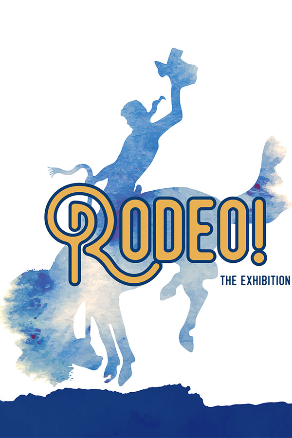 Rodeo! The Exhibition Logo